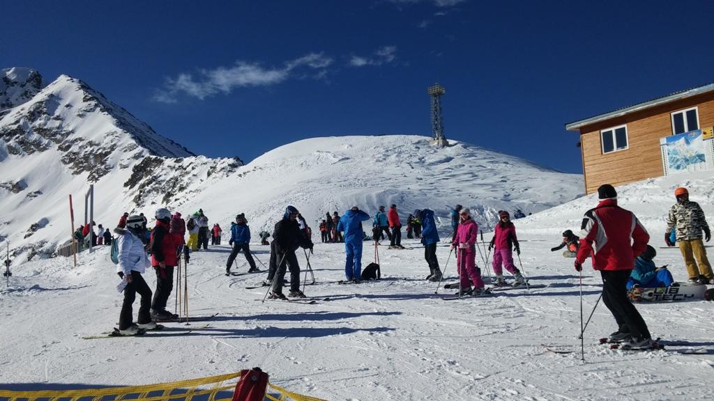ski lessons in bansko